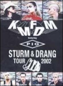 Kmfdm. Sturm & Drang (DVD) - DVD di KMFDM