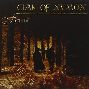 Farewell - CD Audio di Clan of Xymox