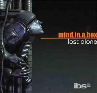 Lost Alone - CD Audio di Mind.in.a.box