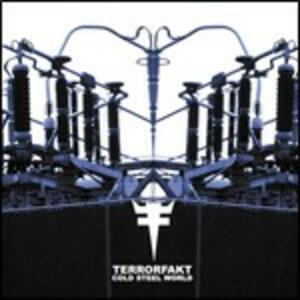 Cold Steel World - CD Audio di Terrorfakt