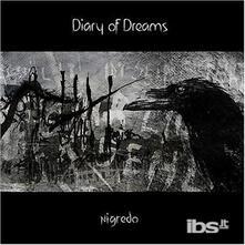 Nigredo - CD Audio di Diary of Dreams
