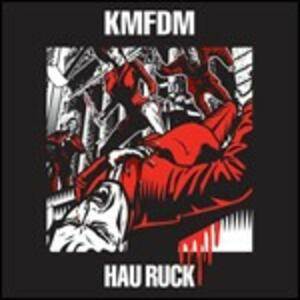 Hau Ruck - CD Audio di KMFDM