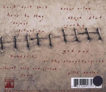 Pigmata - CD Audio di Pig - 2