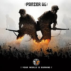 Your World Is Burning - CD Audio di Panzer AG