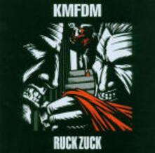 Ruck Zuck - CD Audio di KMFDM