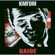 Uaioe - CD Audio di KMFDM