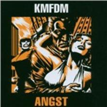 Angst - CD Audio di KMFDM