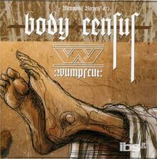 Body Census - CD Audio di Wumpscut
