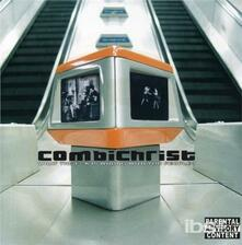 What the Fuck Is Wrong - CD Audio di Combichrist