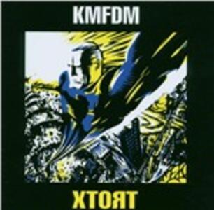 Xtort - CD Audio di KMFDM