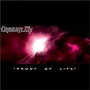 Proof of Life - CD Audio di Cesium 137