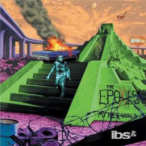 My New World Ep - CD Audio Singolo di Epoxies