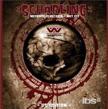 Schadling - CD Audio di Wumpscut