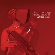 Untitled Remix - CD Audio di Client