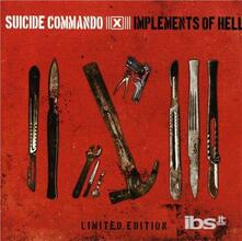 Implements Of Hell - CD Audio di Suicide Commando