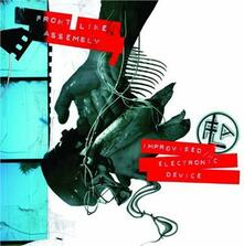 Improvised Electronic - CD Audio di Front Line Assembly