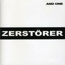 Zerstorer - CD Audio Singolo di And One