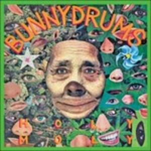 Holy Moly - CD Audio di Bunnydrums