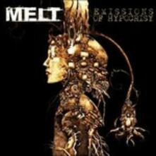 Emissions of Hypocrisy - CD Audio di Melt