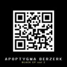 Black Ep vol.2 - CD Audio di Apoptygma Berzerk