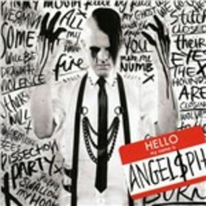 Hello My Name Is - CD Audio di Angelspit