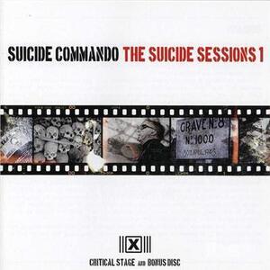 Suicide Sessions 1 - CD Audio di Suicide Commando