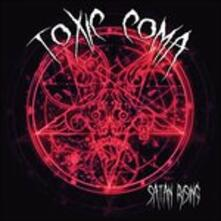 Satan Rising - CD Audio di Toxic Coma