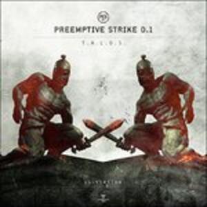 Talos - CD Audio di PreEmptive Strike 0.1