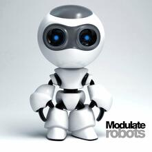 Robots - CD Audio di Modulate