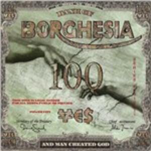 And Man Created God - CD Audio di Borghesia