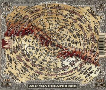 And Man Created God - CD Audio di Borghesia - 2