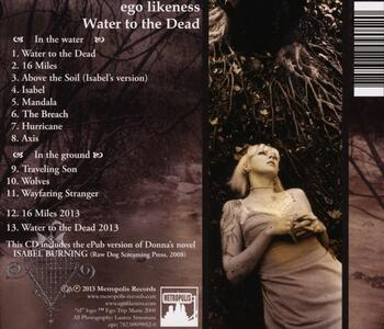 Water to the Dead - CD Audio di Ego Likeness - 2