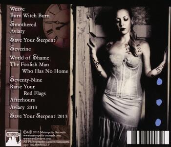 Order of the Reptile - CD Audio di Ego Likeness - 2
