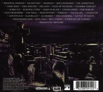 31 Spirits - CD Audio di Scaremeister - 2