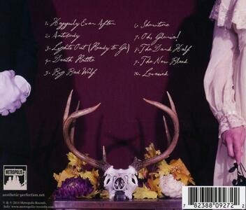 Til Death - CD Audio di Aesthetic Perfection - 2