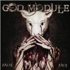 False Face - CD Audio di God Module