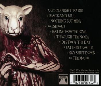 False Face - CD Audio di God Module - 2