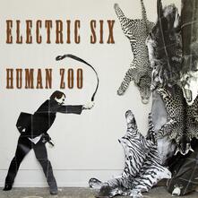 Human Zoo - CD Audio di Electric Six