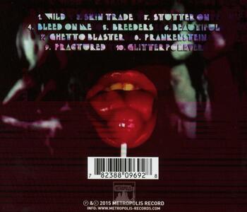 Wild - CD Audio di Flash Bastard - 2