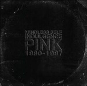 Pink - CD Audio di Mindless Self Indulgence