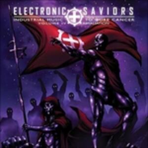 Electronic Saviors vol.4 - CD Audio