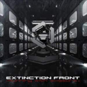 Running with Scissors - CD Audio di Extinction Front