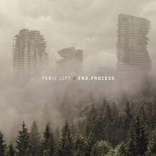 End Process - CD Audio di Panic Lift