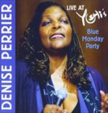 Live at Yoshis. Blue - CD Audio di Denise Perrier
