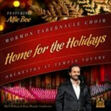 Home for the Holidays - CD Audio di Mormon Tabernacle Choir