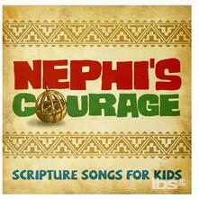 Nephi's Courage - CD Audio