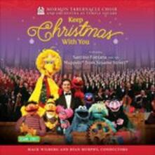 Keep Christmas with You - CD Audio di Mormon Tabernacle Choir