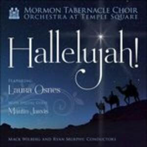Hallelujah! - CD Audio di Mormon Tabernacle Choir