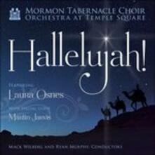Hallelujah! - CD Audio di Mormon Tabernacle Choir