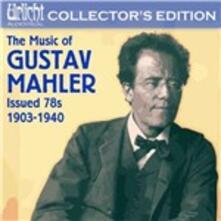 The Music of Gustav Mahler (Limited Collector Edition) - CD Audio di Gustav Mahler